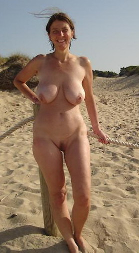 Quite right! beach mom nude