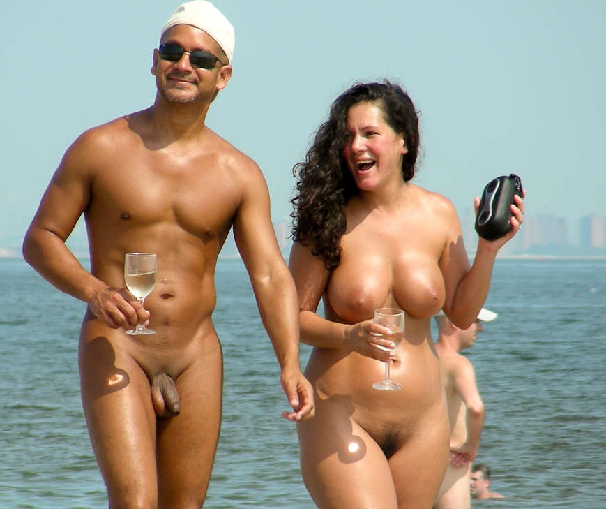 Perfect nude couples something is