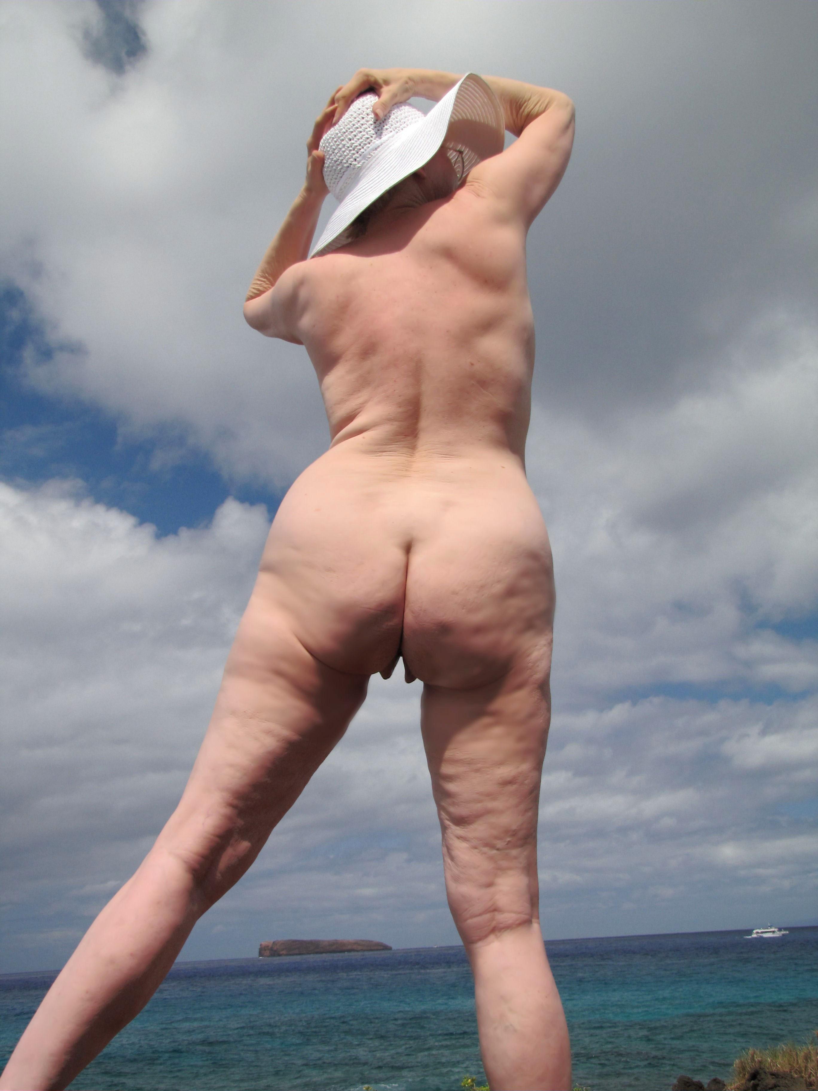 contest Granny nudist